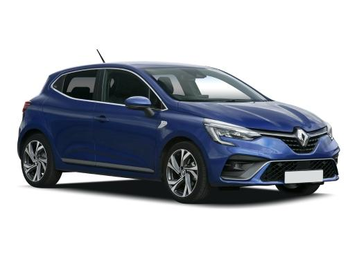 Renault CLIO HATCHBACK 1.0 TCe 100 RS Line 5dr Auto [Leather/Bose]