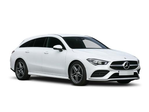Mercedes-Benz CLA SHOOTING BRAKE CLA 220d AMG Line 5dr Tip Auto