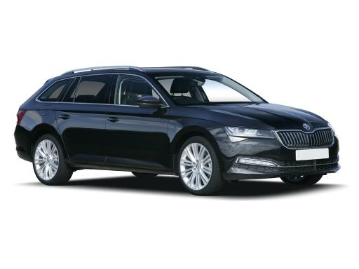 Škoda SUPERB DIESEL ESTATE