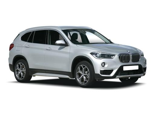 BMW X1 ESTATE sDrive 18i M Sport 5dr Step Auto