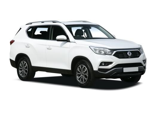 Ssangyong REXTON ESTATE SPECIAL EDITIONS