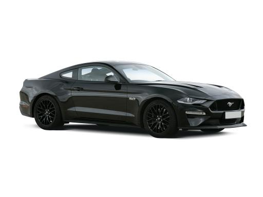 Ford MUSTANG FASTBACK SPECIAL EDITIONS