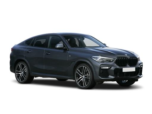 BMW X6 ESTATE xDrive40i M Sport 5dr Step Auto