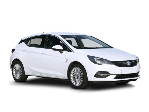 Vauxhall ASTRA HATCHBACK 1.5 Turbo D SRi 5dr Auto
