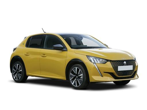 Peugeot E-208 ELECTRIC HATCHBACK
