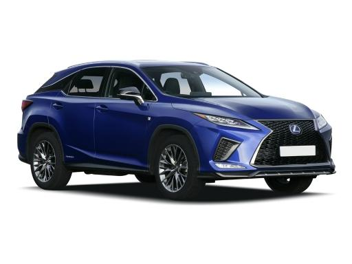 Lexus RX ESTATE 450h L 3.5 5dr CVT[Premium +Tech/Safety pack]