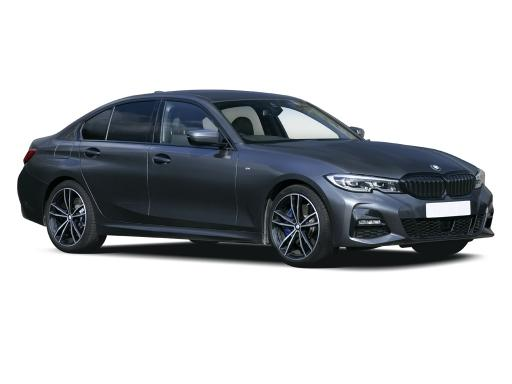 BMW 3 SERIES SALOON 318d M Sport 4dr Step Auto [Tech/Plus Pack]