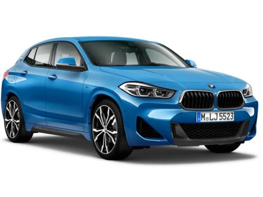 BMW X2 HATCHBACK xDrive 20d M Sport 5dr Step Auto [Tech/Plus Pack]
