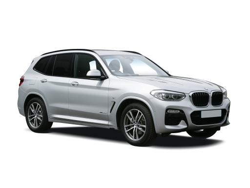 BMW X3 ESTATE xDrive20i M Sport 5dr Step Auto [Plus Pack]