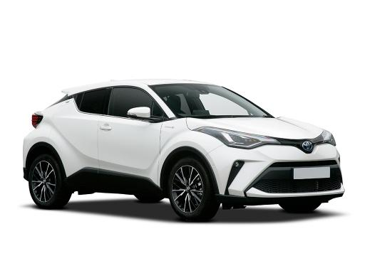 Toyota C-HR HATCHBACK 1.8 Hybrid Design 5dr CVT [Leather]