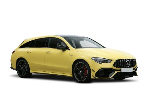 Mercedes-Benz CLA AMG SHOOTING BRAKE CLA 45 S 4Matic+ Plus 5dr Tip Auto
