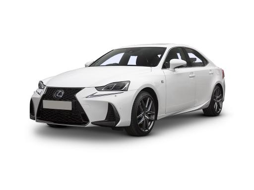 Lexus IS SALOON SPECIAL EDITIONS