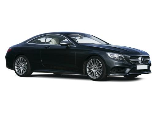 Mercedes-Benz S CLASS COUPE SPECIAL EDITION