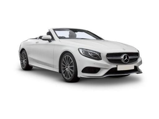 Mercedes-Benz S CLASS CABRIOLET SPECIAL EDITION