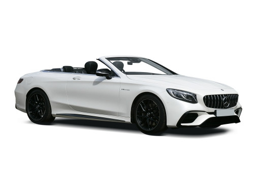 Mercedes-Benz S CLASS AMG CABRIOLET S63 [612] Premium 2dr MCT