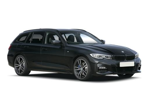 BMW 3 SERIES TOURING 318d M Sport 5dr Step Auto