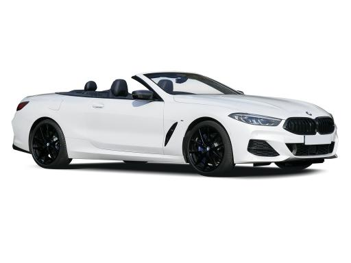BMW 8 SERIES CONVERTIBLE 840d xDrive 2dr Auto [Ultimate Pack]