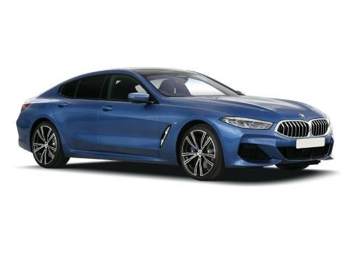 BMW 8 SERIES GRAN COUPE 840d xDrive 4dr Auto [Ultimate Pack]