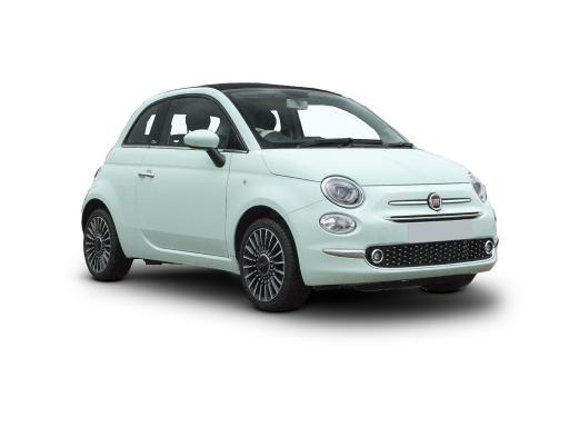 Fiat 500C CONVERTIBLE SPECIAL EDITIONS