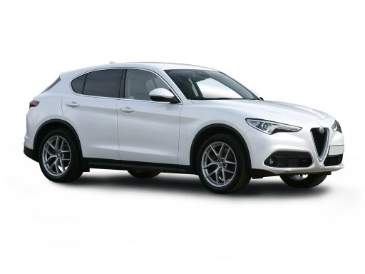 Alfa Romeo STELVIO ESTATE 2.0 Turbo 200 Super [Xenon] 5dr Auto [DAP+]