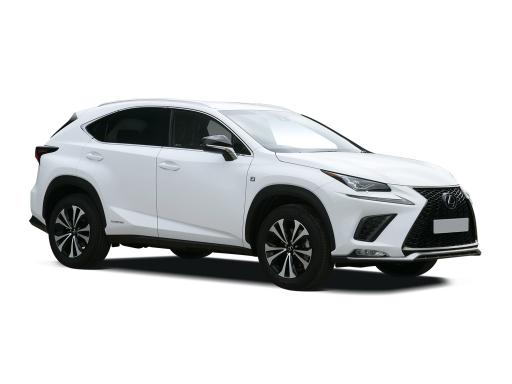 Lexus NX ESTATE 300h 2.5 5dr CVT [Premium Plus Pack]