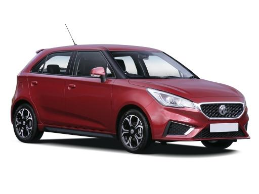 MG MG3 HATCHBACK 1.5 VTi-TECH Exclusive 5dr [Navigation]