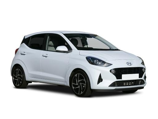 Hyundai I10 HATCHBACK 1.2 MPi SE Connect 5dr