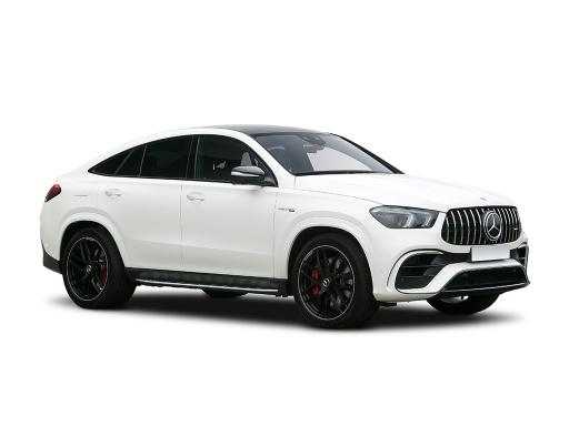 Mercedes-Benz GLE AMG COUPE GLE 53 4Matic+ Premium Plus 5dr TCT