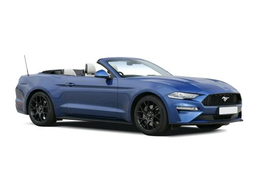 Ford MUSTANG CONVERTIBLE SPECIAL EDITIONS