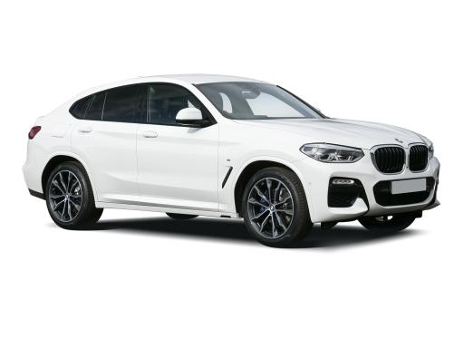 BMW X4 ESTATE xDrive20d MHT M Sport 5dr Step Auto