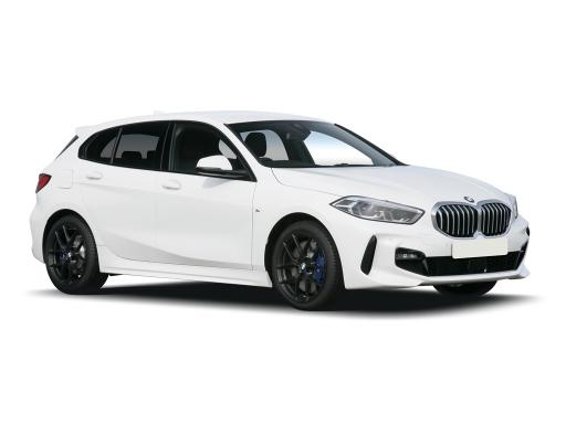 BMW 1 SERIES HATCHBACK 116d M Sport 5dr Step Auto [Tech Pack]