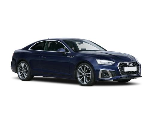 Audi A5 COUPE 35 TDI S Line 2dr S Tronic [Comfort+Sound]