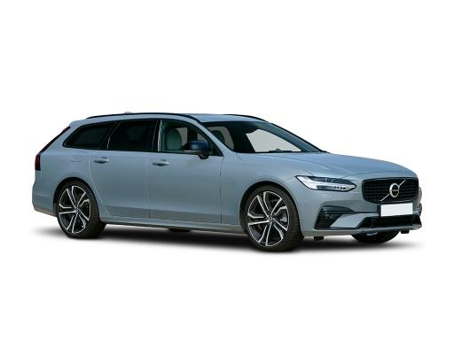 Volvo V90 ESTATE 2.0 B5P R DESIGN 5dr Auto