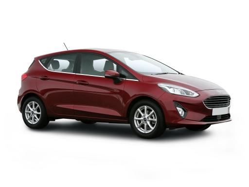 Ford FIESTA HATCHBACK 1.0 EcoBoost Hybrid mHEV 125 Active X Edition 5dr