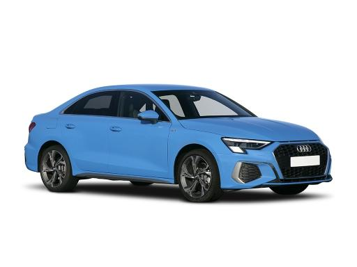 Audi A3 SALOON 35 TFSI S line 4dr S Tronic [Comfort+Sound]