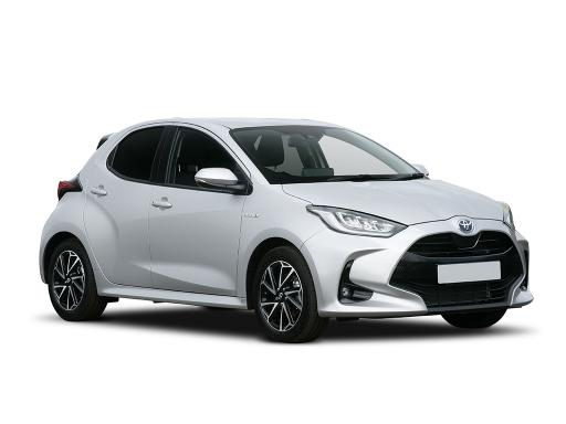 Toyota YARIS HATCHBACK SPECIAL EDITIONS 1.5 Hybrid Launch Edition 5dr CVT