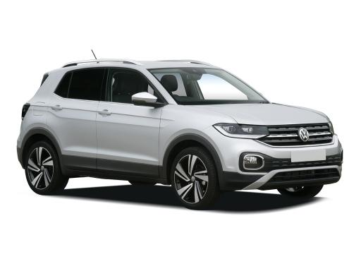 Volkswagen T-CROSS ESTATE 1.0 TSI 110 SE 5dr