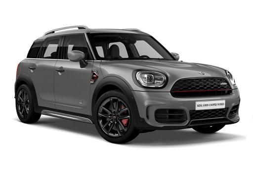 MINI COUNTRYMAN HATCHBACK 2.0 Cooper S Exclusive 5dr Auto [Comfort Pack]