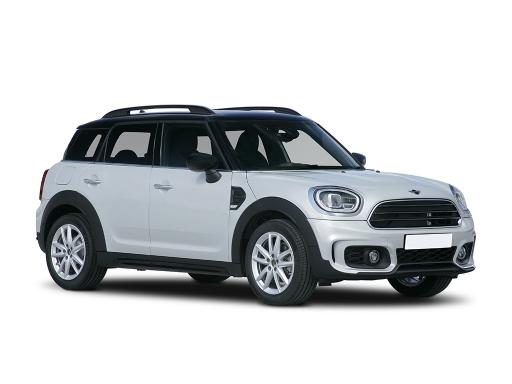 MINI COUNTRYMAN HATCHBACK 2.0 Cooper D Exclusive ALL4 5dr Auto