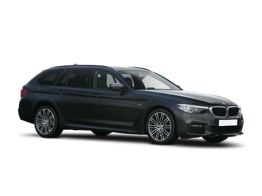 BMW 5 SERIES TOURING 520d MHT M Sport 5dr Step Auto [Pro Pack]