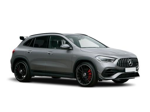 Mercedes-Benz GLA AMG HATCHBACK GLA 45 S 4Matic+ Plus 5dr Auto