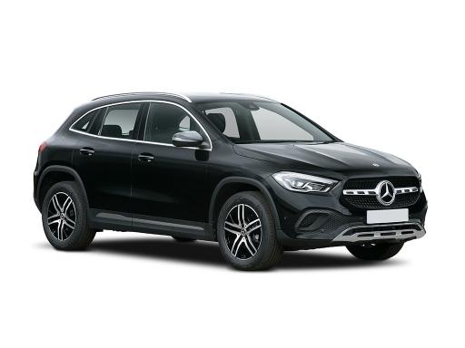 Mercedes-Benz GLA HATCHBACK SPECIAL EDITIONS