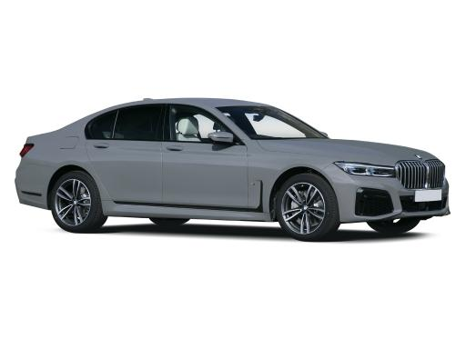 BMW 7 SERIES SALOON 740d xDrive MHT M Sport 4dr Auto [Ultimate Pack]