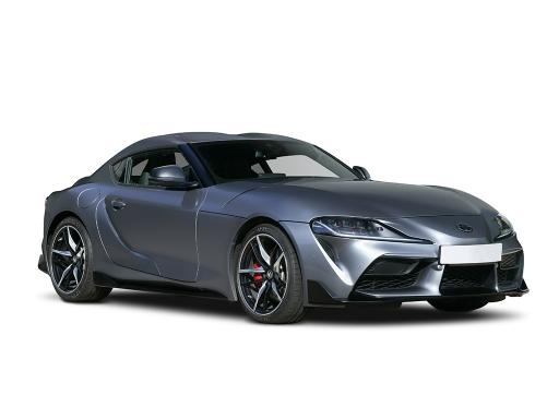 Toyota SUPRA COUPE SPECIAL EDITIONS