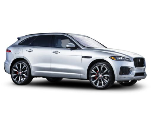 Jaguar F-PACE ESTATE 2.0 P250 R-Dynamic HSE 5dr Auto AWD