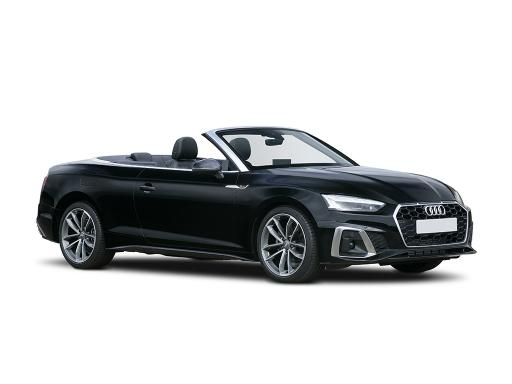 Audi A5 CABRIOLET SPECIAL EDITION 40 TFSI 204 Edition 1 2dr S Tronic [C+S]