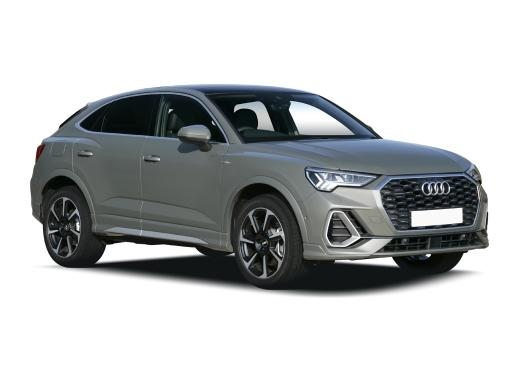 Audi Q3 SPORTBACK SPECIAL EDITIONS 40 TDI 200 Quattro Edition 1 5dr S Tronic [C+S]
