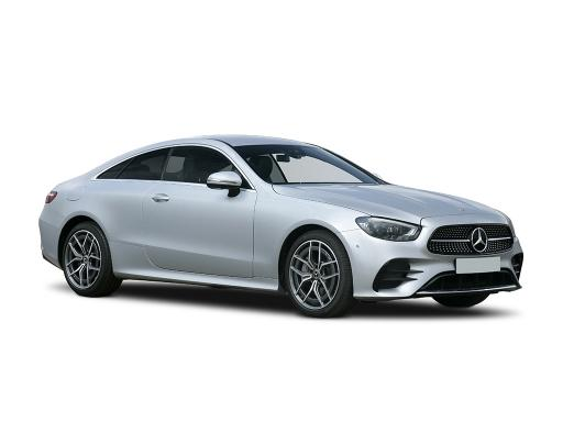 Mercedes-Benz E CLASS COUPE E400d 4Matic AMG Line Night Ed Pre+ 2dr 9G-Tronic