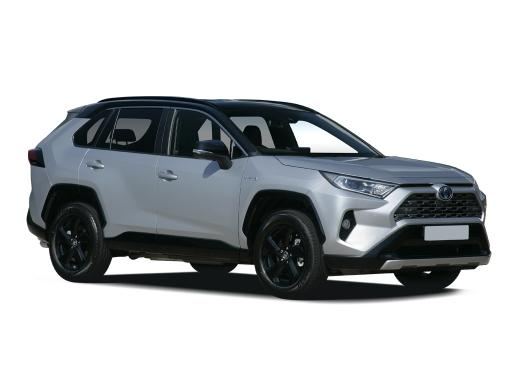 Toyota RAV4 ESTATE SPECIAL EDITIONS