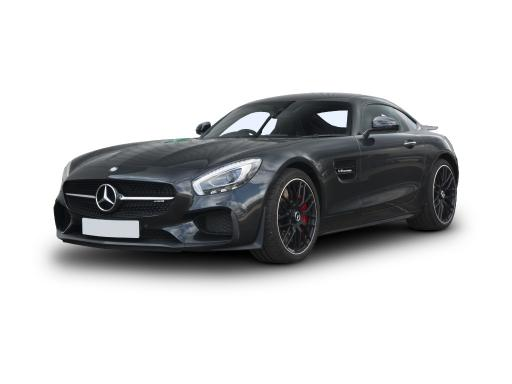 Mercedes-Benz AMG GT COUPE GT Black Series 2dr Auto